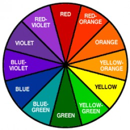 This teaches you a lot about colour combos