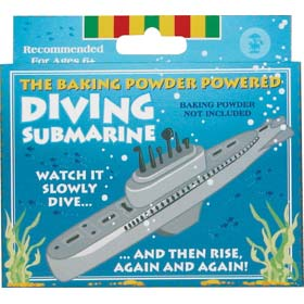 Toy submarine