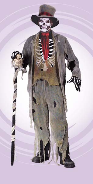 Grave Groom Costume