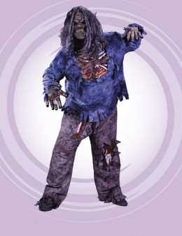 Zombie Costume Available in Plus & Standard Sizes