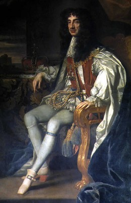 Charles II enacted the Act of Uniformity in 1662