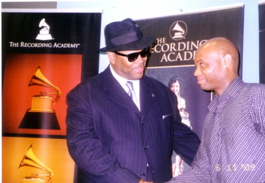 The day I met Jimmy Jam