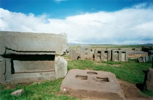 Pumapunku ruins