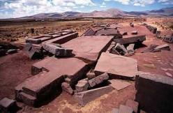 Ruins at Pumapunku