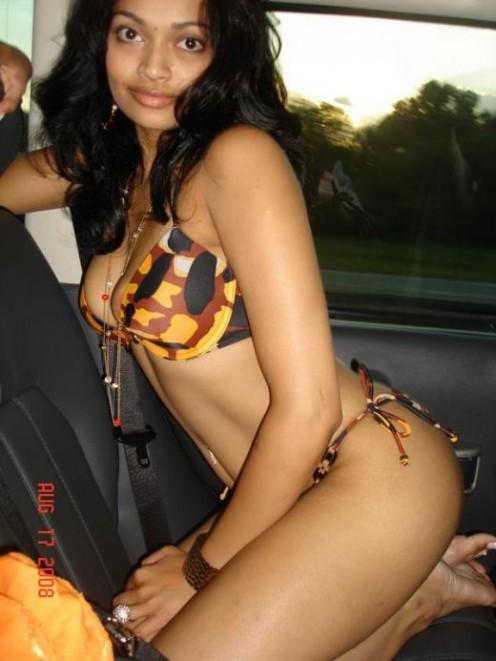 Bikini Girls around the World