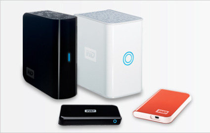 Western Digital External Hard Drives