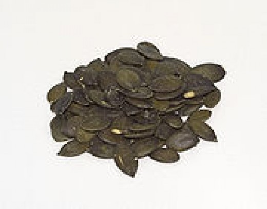 Styrian pumpkin seeds