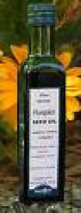 Pumpkin seed oil (Kurbis)