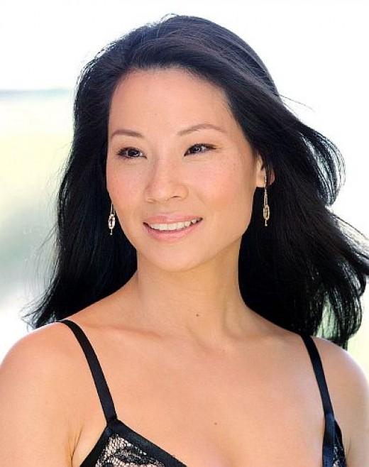 养眼美图在外国人眼里称最美丽性感的中国女演