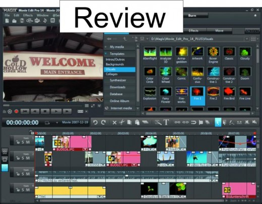Magix Movie Edit Pro. Magix Movie Edit Pro Review