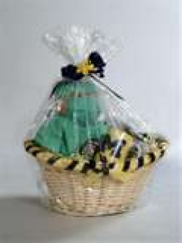 college gift basket