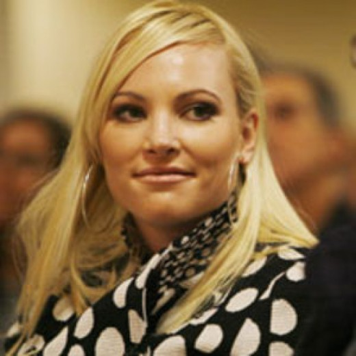 meghan mccain twitter photo. Meghan Mccain Twitter Photo