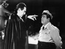 Why would Lugosi stoop to be in an Abbott & Costello flick?