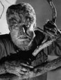 Lon Chaney, jr was versatile playing many monsters, the Wolfman being his greatest.