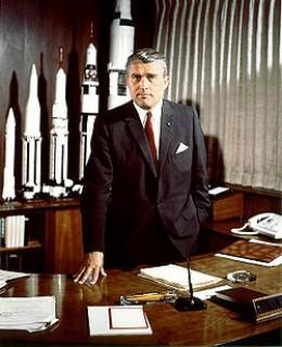 Werner von Braun - Rocket Scientist