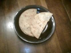 Corn tortilla Quesadillas make a great snack too