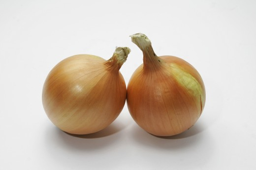 "Studies suggest that consuming raw onions can raise your ""good"" cholesterol!"