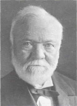 Who was Andrew Carnegie?