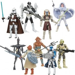 Star Wars Toys/Figures - Legacy Saga Legends