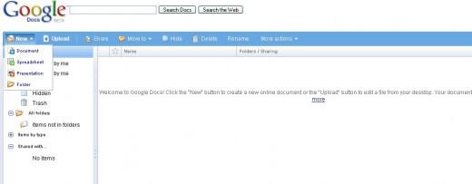 Google Docs (free)
