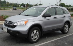 Used Car Checklist On Buying A Honda CR-V