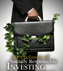 The growth of socially responsible funds