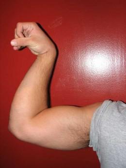 pronated grip