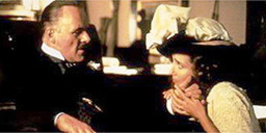 Anthony Hopkins as Henry; Emma Thompson as Margaret