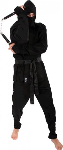 Make A Ninja Uniform 100