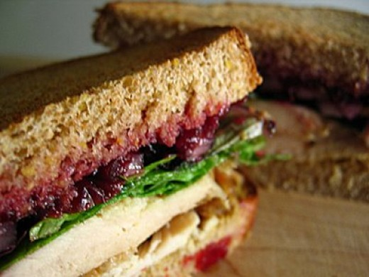 Sandwich recipes with cream cheese