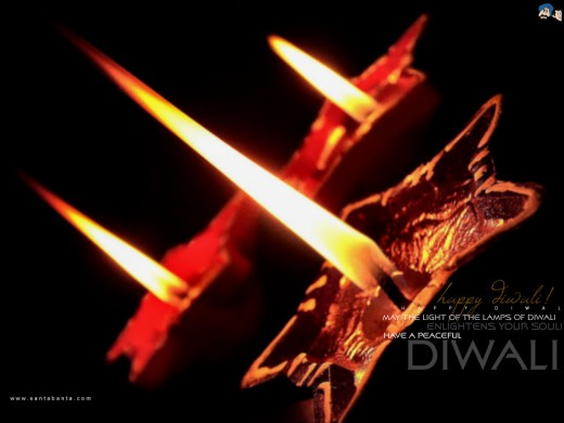 Deepavali Light