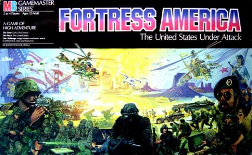 Fortress America Box Cover
