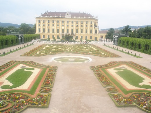 The 18th century reforms of Maria Theresia raised levels of education and craftsmenship among Slovak people. Her main castle in Vienna, now a museum, is just 30 minutes from Bratislava but forbidden to us.