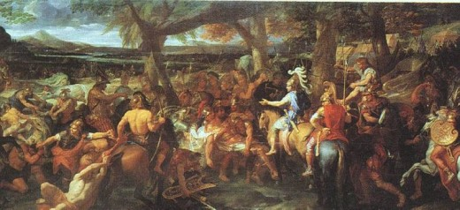 Battle of Hydaspes