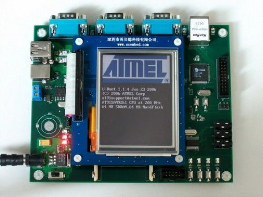 Atmel Development Board