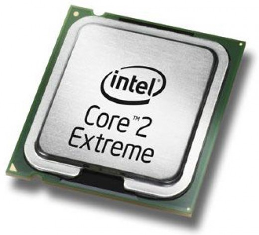 Intel Core 2 Duo Extreme