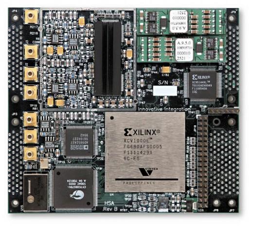Million Gate FPGA