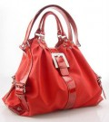 Ladies handbags come in many vibrant colors!