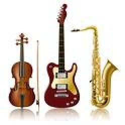 Kids -  5 Musical Instruments easy to learn