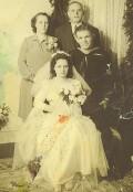 Napoleon Falany and Maryn Poor, 1945