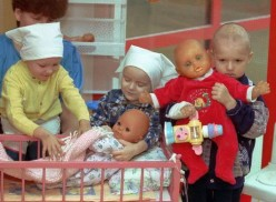 Chernobyl (Ukraine  Chornobyl) Nuclear Power Station Disaster - Chernobyl Babies