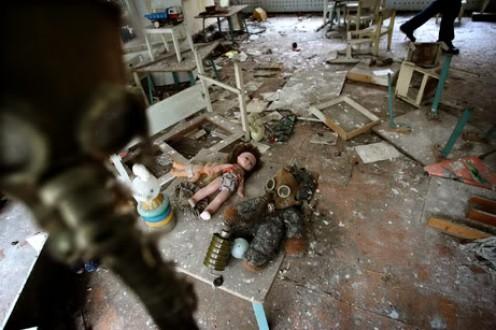Chernobyl (Ukraine  Chornobyl) Nuclear Power Station Disaster