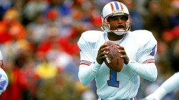 Warren Moon - Houston Oilers