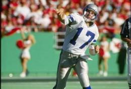 Dave Krieg - Seattle Seahawks