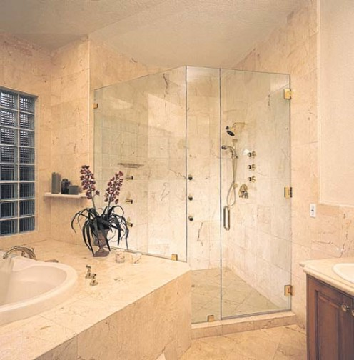 Impressive Custom Frameless Shower Doors 496 x 504 · 37 kB · jpeg