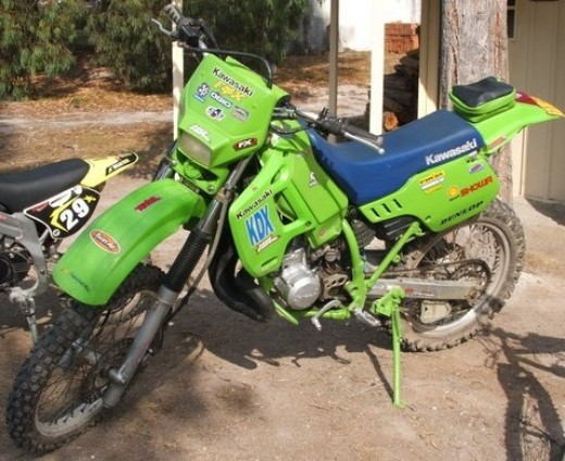 air cooled air cooled kdx 200