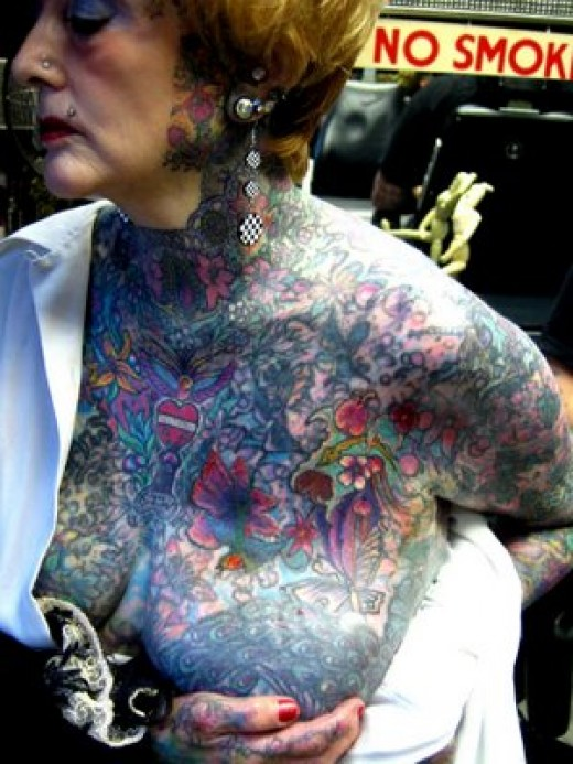tattoos-pros-and-cons. Tattoos have become more common than they ever have