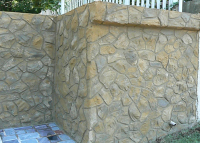 stone finish texture coatings