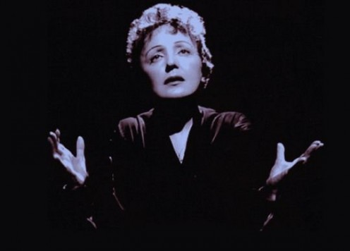 The Little Sparrow Edith Piaf La Vie En Rose