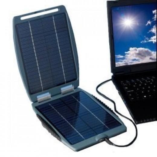 Gorilla Solar Laptop Charger